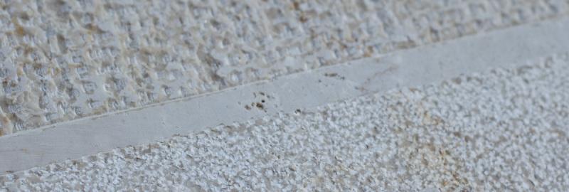 La bocciardatura del marmo