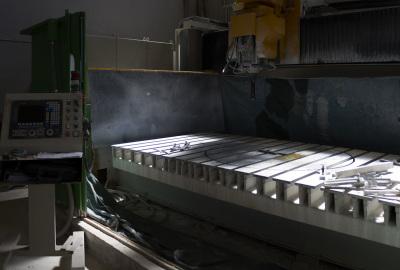 Macchine per la lavorazione del marmo